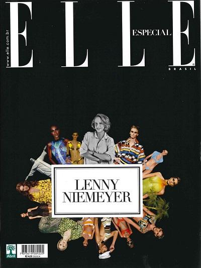 Elle -- Especial Lenny -- Novembro 2012
