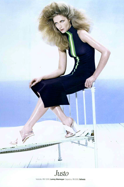 Vogue -- Agosto 2013