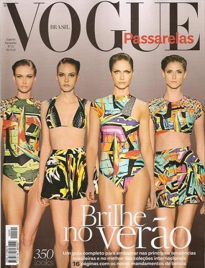 Vogue Passarelas -- Agosto 2012