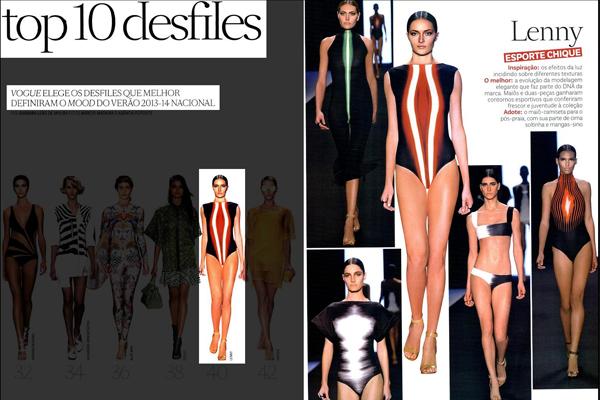 Vogue Passarelas -- Maio 2013