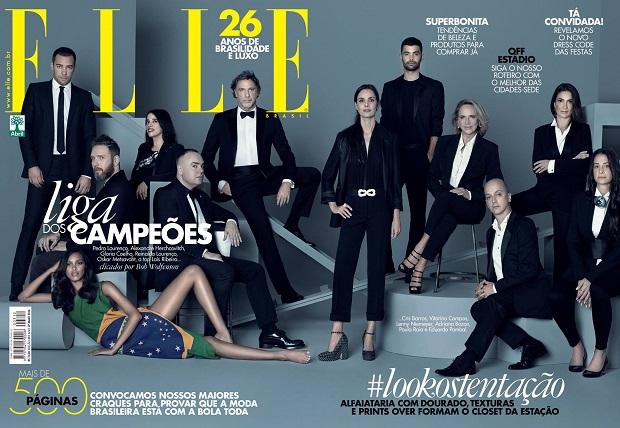 Elle Brasil -- Maio 2014