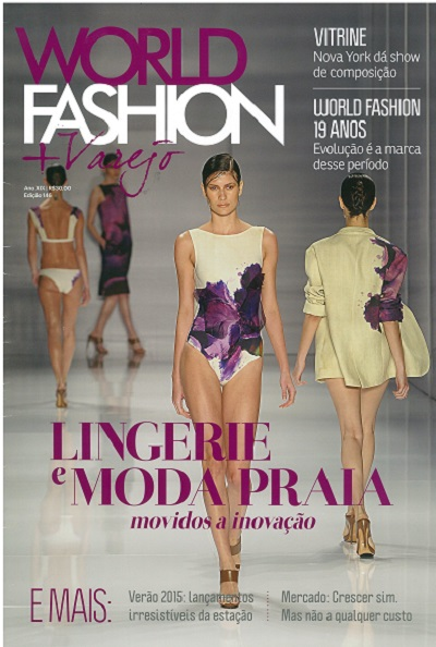 World-Fashion -- Agosto 2014