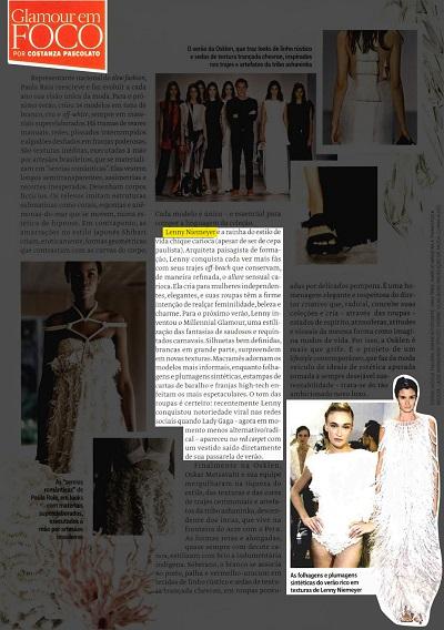 Vogue || Julho 2015